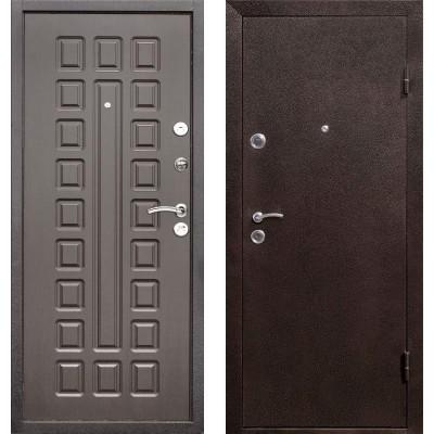 Дверь металлическая ЙОШКАР Эко Венге 960*2050 правая