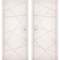 Дверное полотно Эмаль 13 Белый ПГ-700