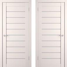 Дверное полотно экошпон Анкона 9 Кремовая лиственница ПО-700