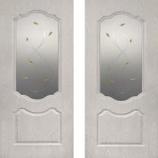Дверное полотно Мечта Белый дуб ПО-700