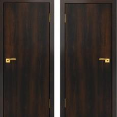 Дверное полотно С-01 Венге ПГ-800