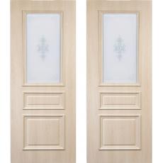 Дверь ПФХ ПРИМА кремовая лиственница ПО-700