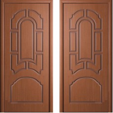 Дверь шпонированная Татьяна орех ПГ-700