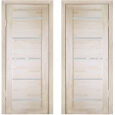 Дверное полотно Решетка ДО-800 массив сосна без сучков Премиум