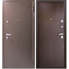 Дверь металлическая ТОЛСТЯК Металл/Металл 860х2050 правая