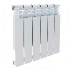 Радиатор биметаллический Оазис 500/80/8 (1.03 кВт)