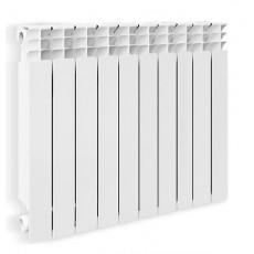 Радиатор алюминиевый литой Оазис 500/80/10 (1.3 кВт)