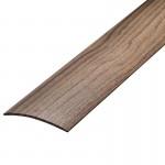 Порог В4-41мм алюминиевый Дуб английский №159, 0,9м,скрытый крепеж
