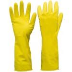Перчатки универсальные Выгода  хлопковое напыление размер L