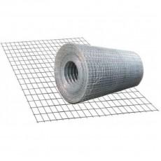 Сетка сварная 50*50*1,4мм (рулон 1,5*50м) оцинкованная
