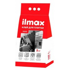 Клей плиточный Илмакс 3000  5 кг