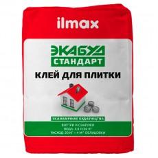 Клей плиточный Илмакс Экабуд Стандарт 20 кг