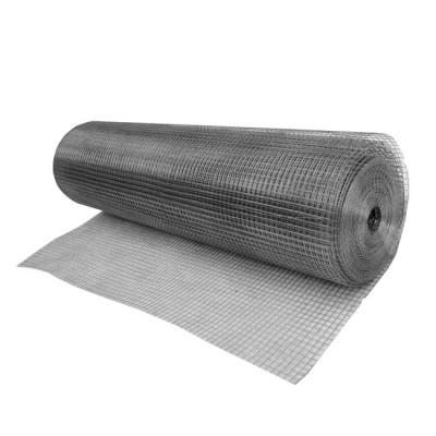 Сетка сварная 50х50х1,6мм оцинкованная (рулон 0,2х50м)